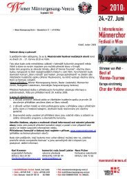 Přihláška na festival / rezervace hotelu - Werbegroup