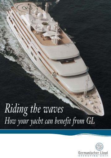 Yacht Brosch re