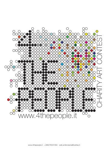 regolamento manifestazione artistica_eng.indd - 4 the people
