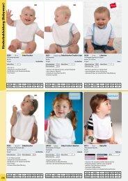 Kinderb ek leidung (B ab yw ear) - Condi-Werbung