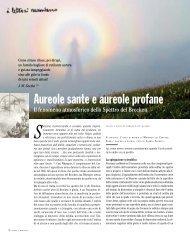 Aureola sacra aureola profana - Ardia.ch