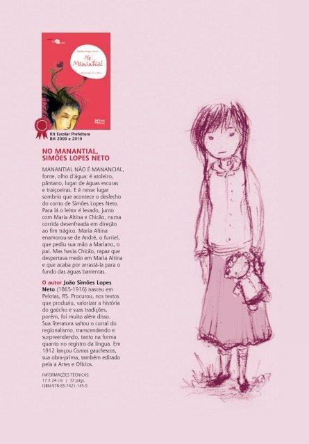 Artes e Ofícios Editora   Catálogo Infantil e Juvenil, 2012 / 2013