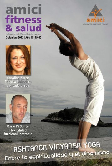 Page 1 \ amici A9 ' fitness §¢ salud Page 2 Page 3 È cido 2013 D ...