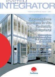 L'automazione mantiene in vita l'industria manifatturiera! - Fastems