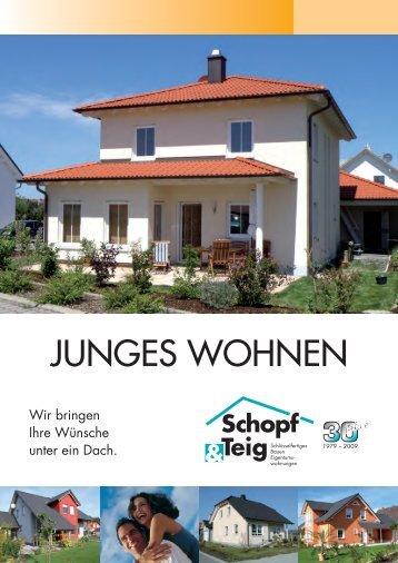 JUNGES WOHNEN - Schopf & Teig GmbH