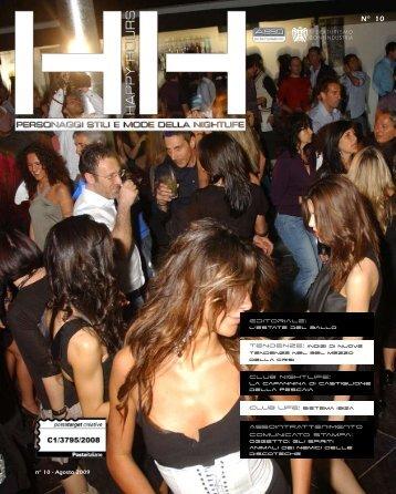 Scarica il numero di Agosto 2009 - Asso Intrattenimento