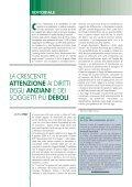diritti degli anziani e tutela dei soggetti più deboli l ... - Aiaf - Page 4
