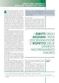 diritti degli anziani e tutela dei soggetti più deboli l ... - Aiaf - Page 5
