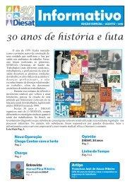Informativo - agosto 2010.cdr - Diesat