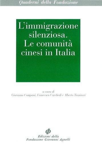 L'immigrazione silenziosa. Le comunità cinesi in Italia - Fondazione ...