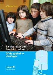 La sicurezza dei bambini online Sfide globali e strategie - Innocenti ...