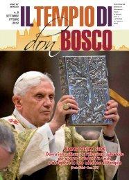 ANNO DELLA FEDE Dovrà intensificarsi la ... - Colle Don Bosco