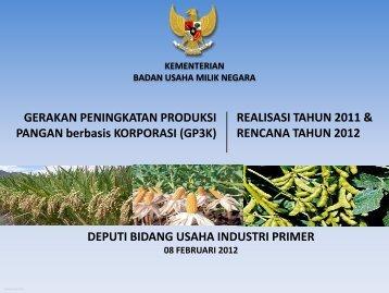 GP3K BUMN - Kadin Indonesia