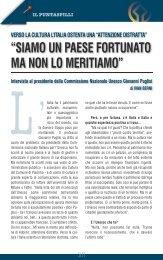 Intervista al Prof. Giovanni Puglisi - Presidente CNIU