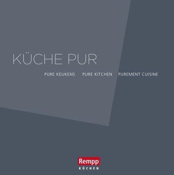 aktuellen Küchen-Katalog - Frank Werk Schreinerei