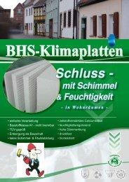 BHS-Klimaplatten - Schreiter & Kroll GmbH