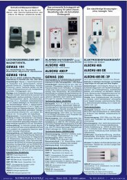 ALSCHU 485 - SCHRIEVER & SCHULZ & Co. GmbH