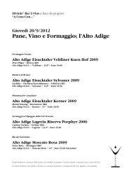 Alto Adige Eisacktaler Sylvaner 2009 - DIVINIS