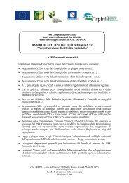 Misura 313 - Regione Campania