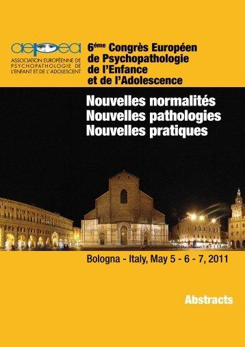 Nouvelles normalités Nouvelles pathologies Nouvelles ... - Psynem