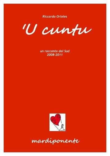 U cuntu. Un racconto dal Sud 2008-2011 - Fondazione Nesi
