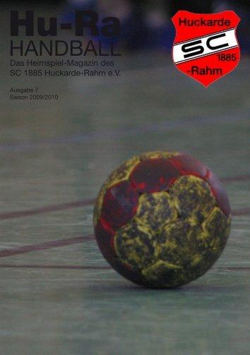 7. Ausgabe - SC-Huckarde-Rahm