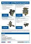 Reparatur- und Wartungsangebote - DAF Trucks Ludwigshafen ... - Page 4