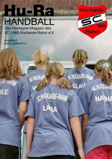 6. Ausgabe - SC-Huckarde-Rahm