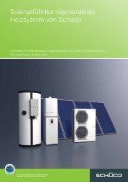Modulares RHS-System - Schüco