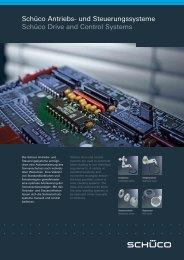 Schüco Antriebs- und Steuerungssysteme Schüco Drive and Control ...