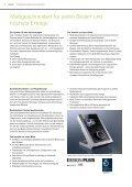 Solargeführtes regeneratives Heizsystem - Schüco - Seite 2