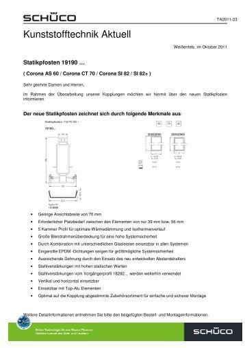TA2011-23 - Schüco