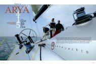 Prova Arya copia - Arya Yachts