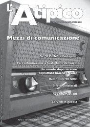 PDF di Marzo Aprile2010 - Atipico-online