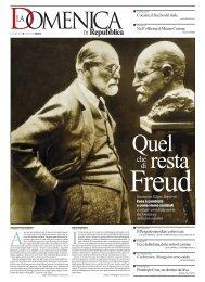 Quel che resta di Freud - La Repubblica