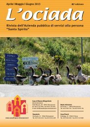 L'Ociada aprile - giugno 2013 (pdf - 2MB) - Casadiriposo ...