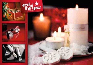 Weihnachtskatalog 2010 - Das CREATIV TEAM