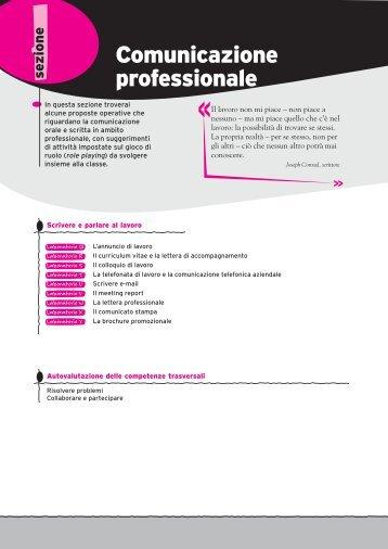 Comunicazione professionale - Aula Digitale