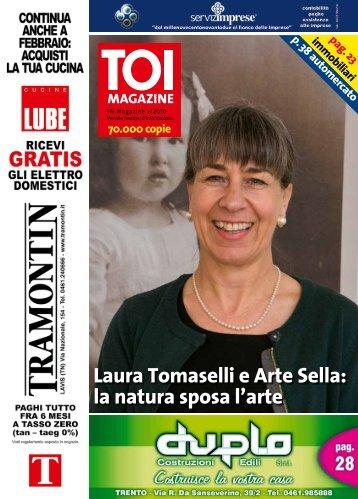 Laura Tomaselli e Arte Sella - MEDIASTUDIO Giornalismo ...