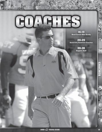 coaching staff - Community