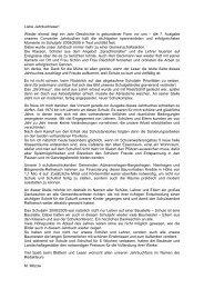 Auszug aus dem Jahrbuch - auf schule-rethwisch.de