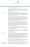 Geschäftsbericht 2007 - Schulthess Group - Page 2