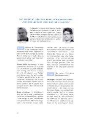 Auszug aus dem Buch Btob-Kommunikation. Interview B