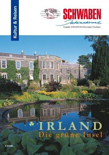 Die grüne Insel - Schwaben International