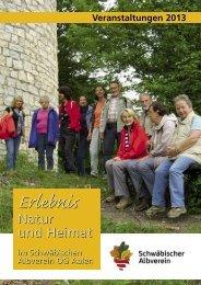 Erlebnis Erlebnis - Schwäbischer Albverein