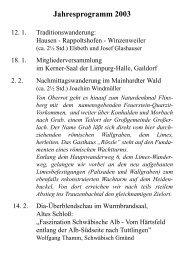 Detaillierte Informationen zu den Veranstaltungen (pdf-Datei)