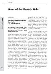 Forum Schulstiftung Heft 46 - Schulstiftung der Erzdiözese Freiburg