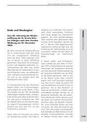 Ende und Neubeginn - Schulstiftung der Erzdiözese Freiburg