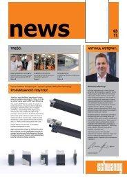 Schwanog NEWS 3/11