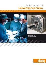 Zpráva o projektu Lékařská technika (800 KB) - schwanog.com
